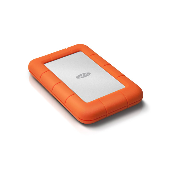 LaCie Rugged SECURE 러기드 시큐어 USB 3.1-C 2TB 외장 HDD