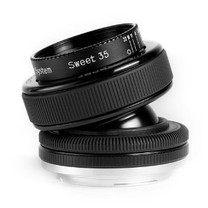 LENSBABY 렌즈베이비 COMPOSER PRO WITH SWEET 35 OPTIC